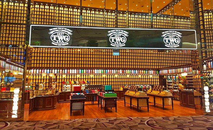 チャンギ空港ターミナル4でお土産買うならココ!おすすめ7店舗
