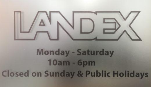 LANDEXの食器はシンガポールお土産におすすめ!