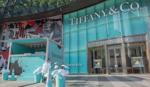 シンガポールのおしゃれカフェTiong bahru bakery × Tiffany&Co.のコラボ!