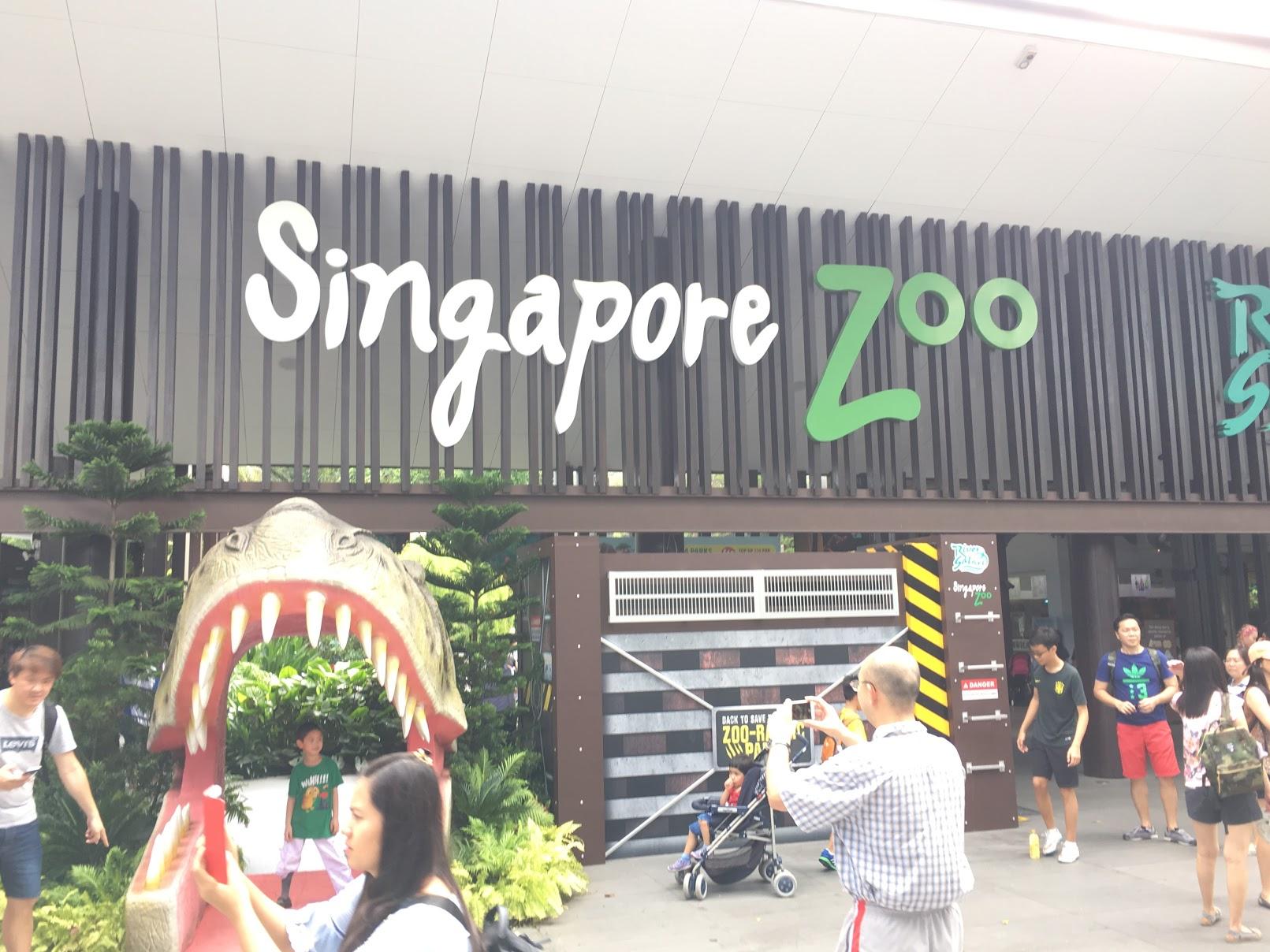 シンガポール動物園レビュー☆見どころなどを事前チェック♪
