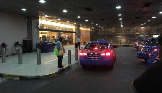 シンガポールで深夜早朝にタクシーを利用する際の全注意点
