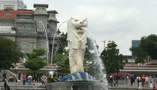 【最新版】マーライオン像7体の場所・行き方