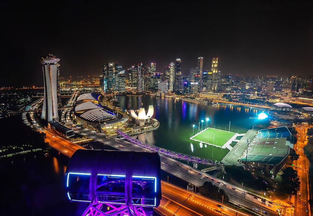 シンガポールフライヤーのディナー|値段や予約方法などを徹底解説