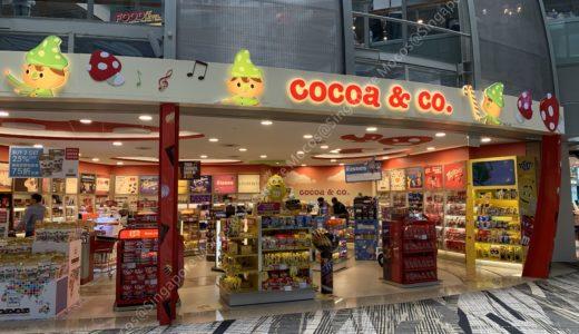 チャンギ空港ターミナル1でお土産買うならココ!おすすめ9店舗